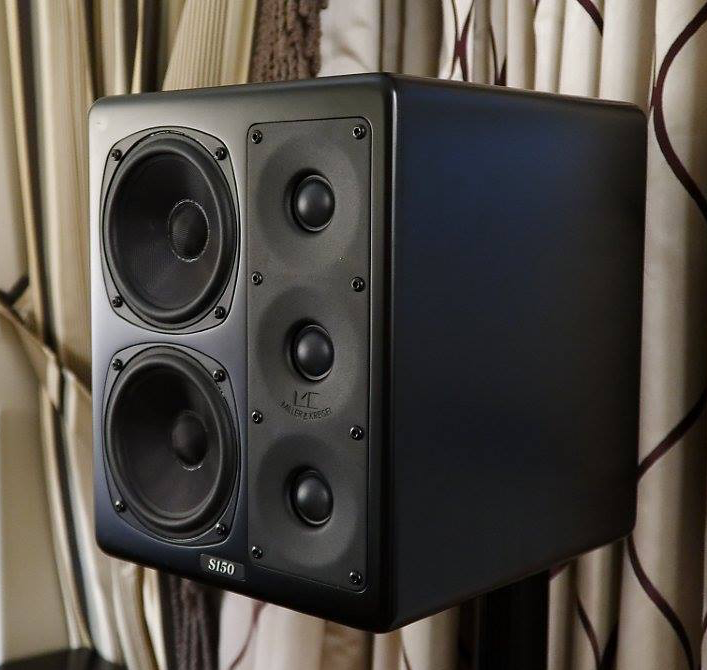 """The NEW S150 speakers sounded outstanding yesterday at CES"""