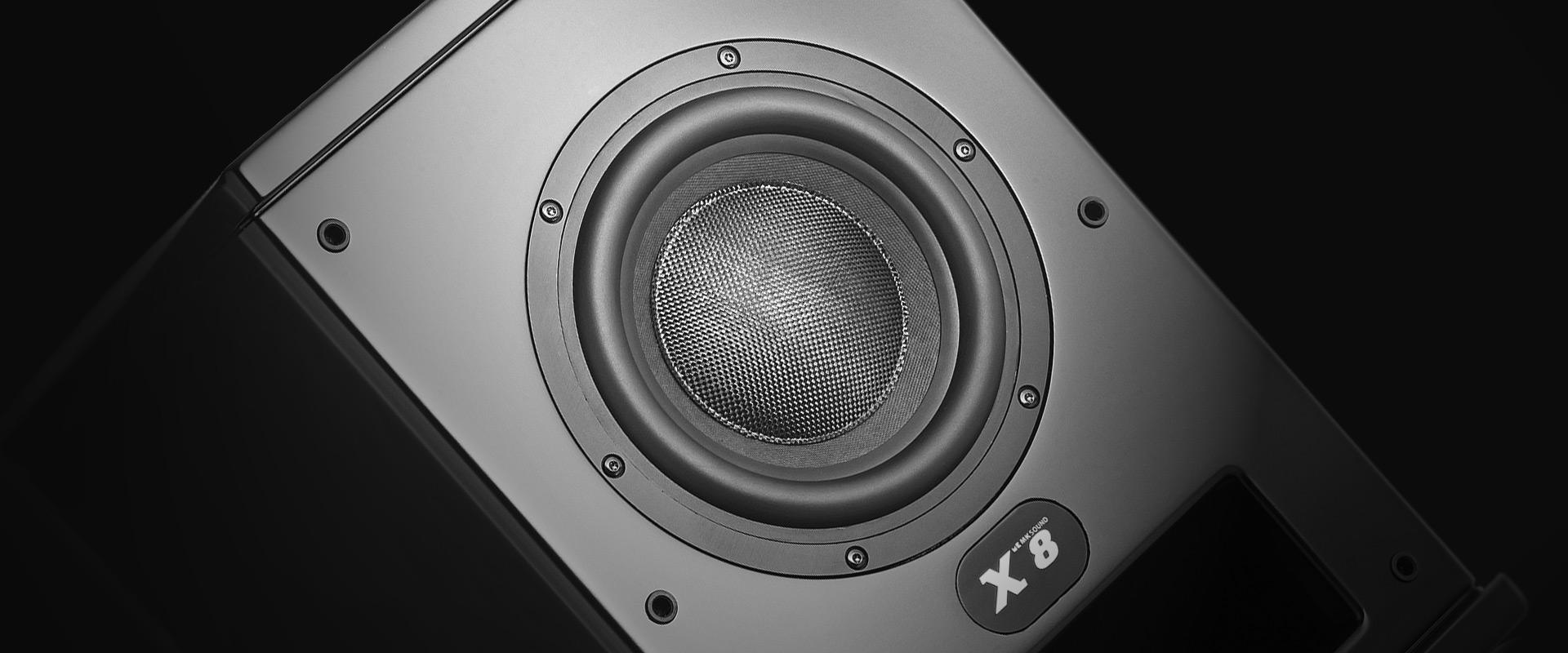 x8 subwoofer m k sound
