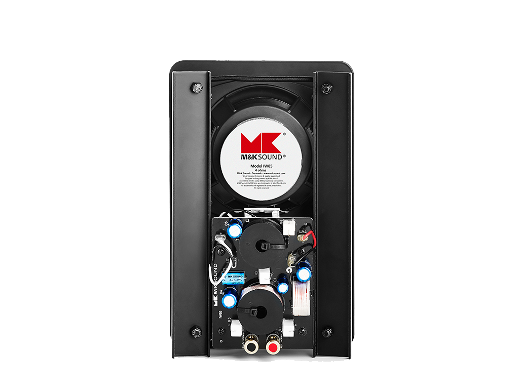 Iw95 In Wall Speaker Mk Sound Wiring Devices Lebanon Prepare The Opening Attach Wire Drop Box Tighten Screws And Fit Front Grille Then Get Ready To Be Blown Away