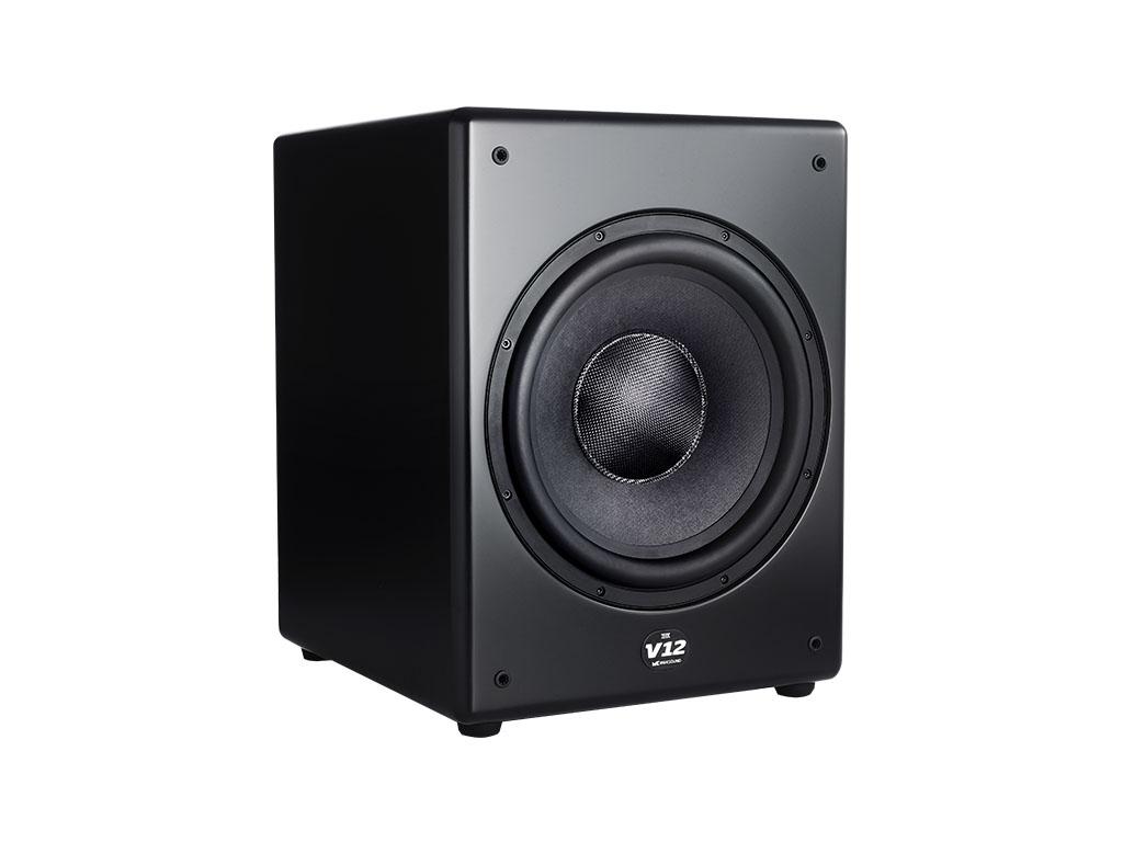 V12 Compact Subwoofer - M&K Sound®   Official Site