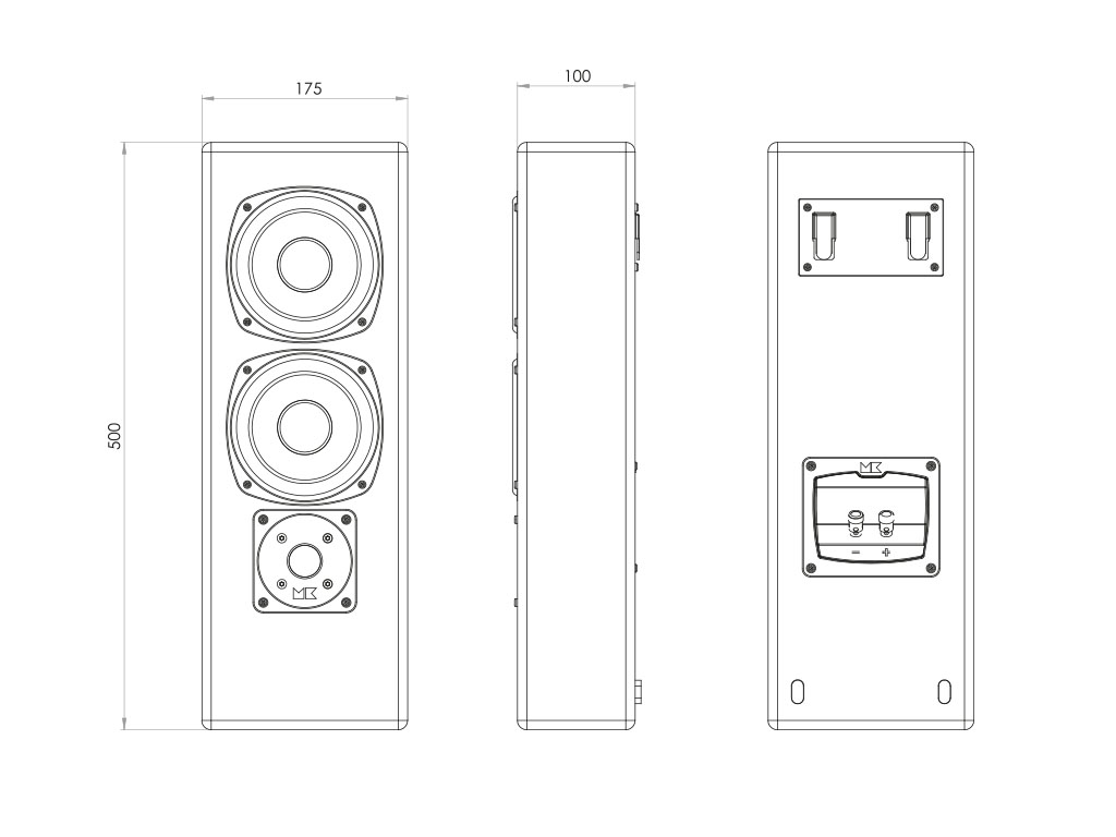 Mp950 On Wall Speaker Mk Sound Wiring Devices Lebanon Download Brochure